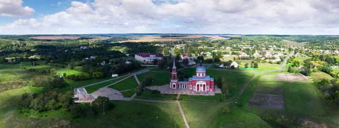 Фотогалерея храма Воскресения Христова село Хотмыжск