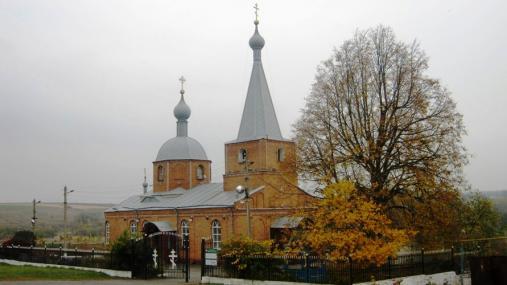 Фотогалерея храма святителя Василия Великого село Крюково