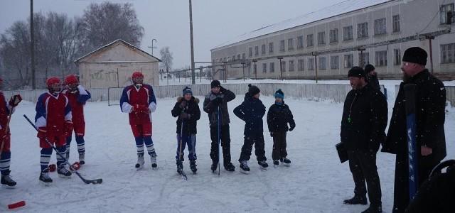 Рождественский хоккейный турнир