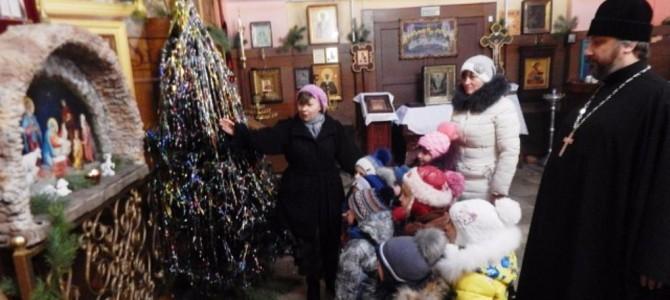 Благотворительная акция «Радость Рождества»