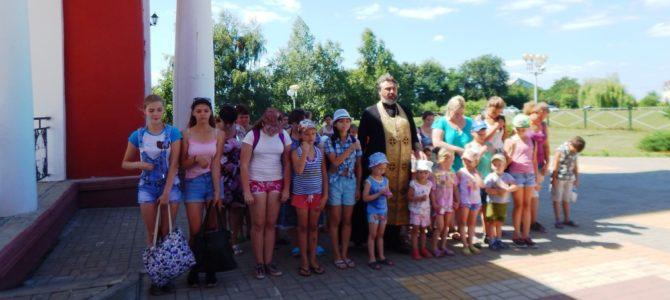 Детский туристический поход