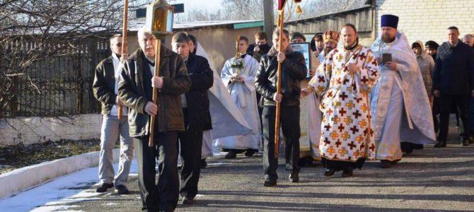 Престольный праздник храма Василия Великого