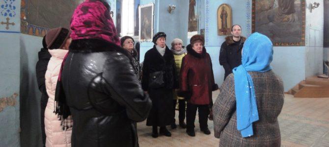 Экскурсия для Белгородских паломников