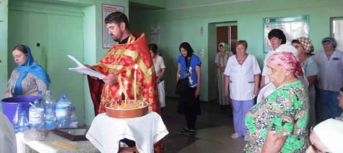 Праздник покровителя врачей и целителя больных