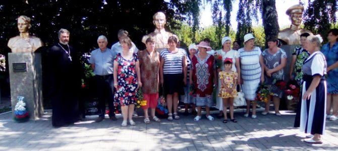 75-я годовщина освобождения Хотмыжска