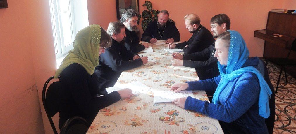 Расширенное собрание Борисовского благочиния