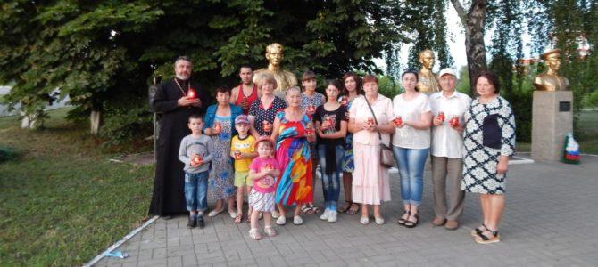 Памятные торжества в День памяти и скорби в селе Хотмыжск