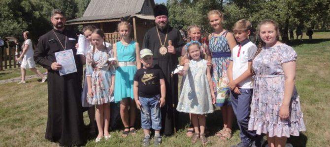VII фестиваль воскресных школ «Ручейки Добра»