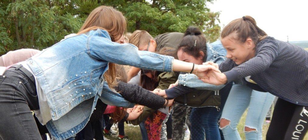 Летний поход на приходе Воскресенского храма села Хотмыжск