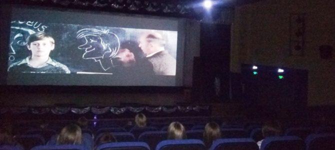 Кинолекторий в Борисовке